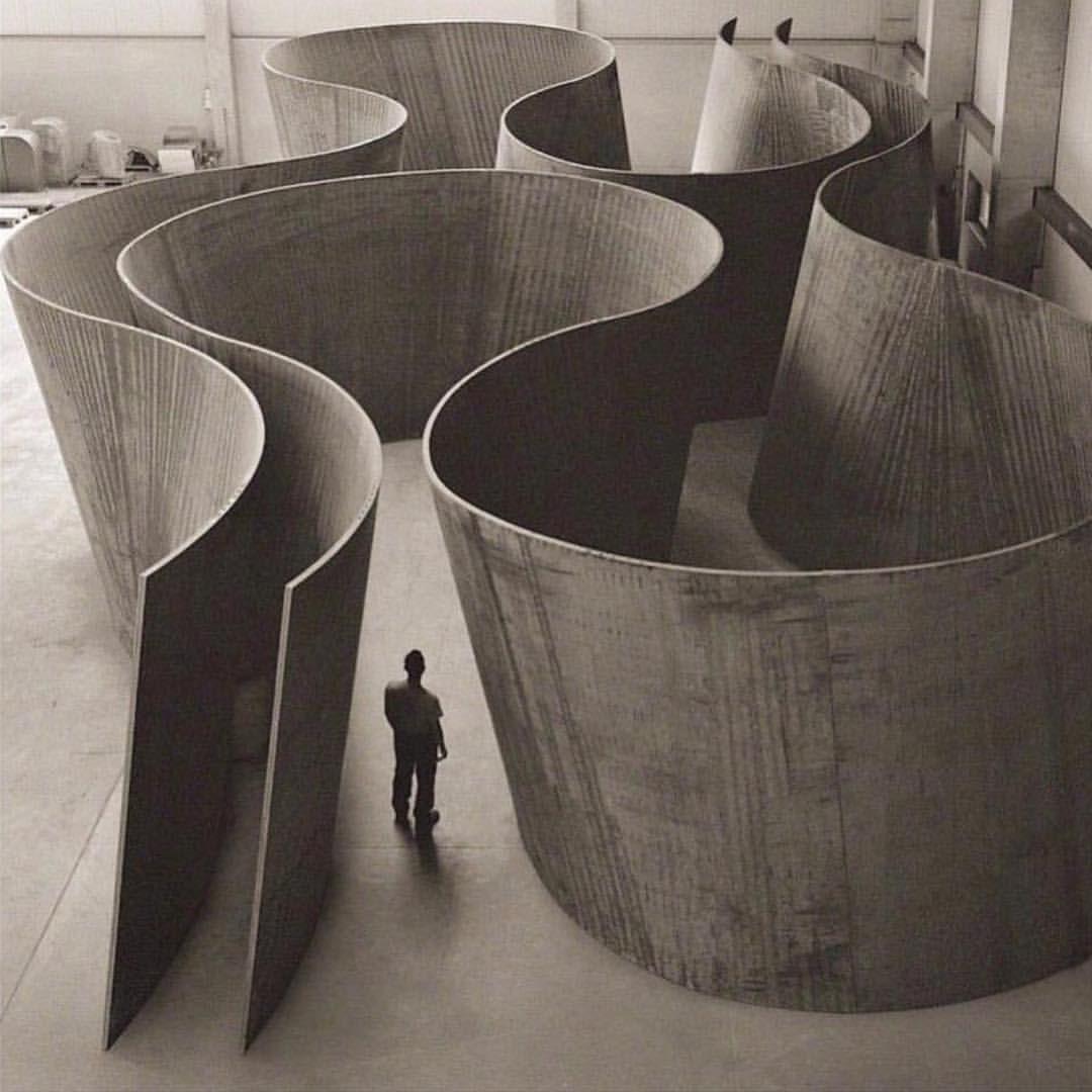 "Richard Serra - ""Inside Out"""