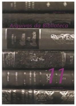 ARQUIVOS DA BIBLIOTECA 11